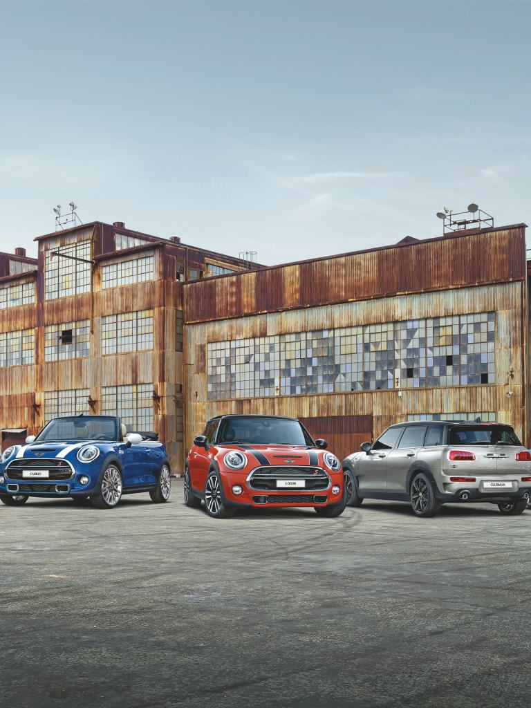MINI Leasing Budgetrechner