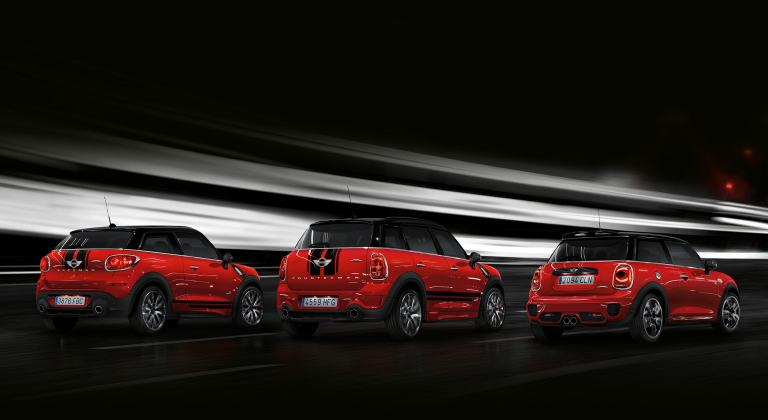MINI John Cooper Works Pro Tuning Kits