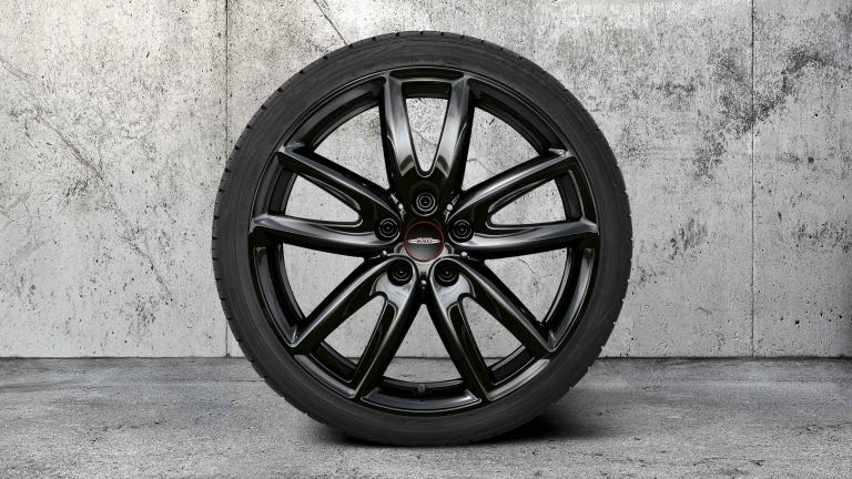"18"" JCW Grip Spoke Wheels – 815 Style – Jet Black"