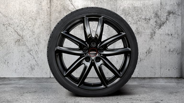 "18"" JCW wheels – Thrill Spoke 529 – Night fever black"