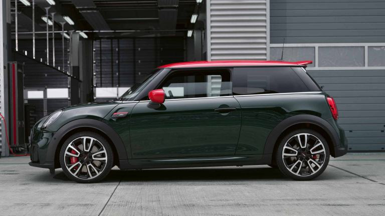 MINI John Cooper Works 3-Door