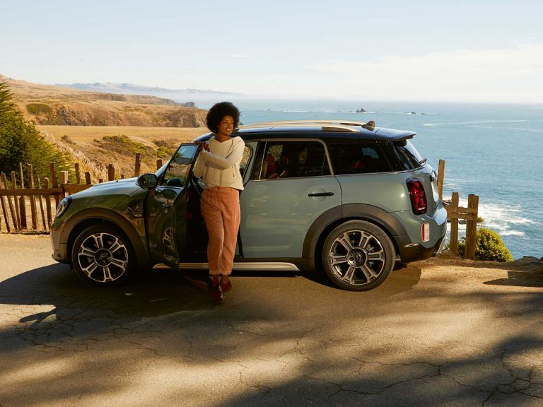 MINI Countryman F60 – Räder – Turnstile Spoke
