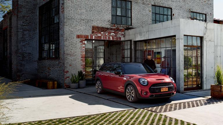 MINI Clubman | Le Gentleman de la route
