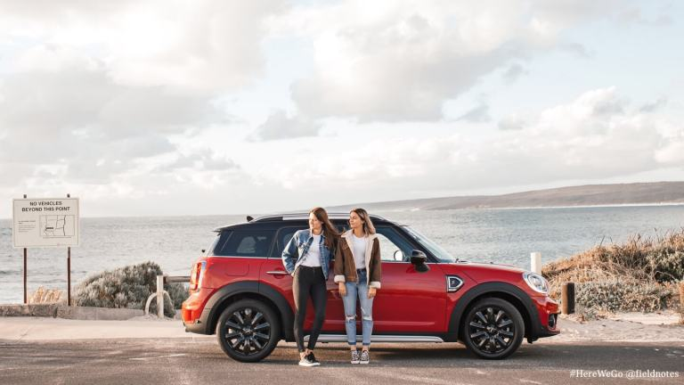 MINI Cooper S Countryman – red and black – MINI Roadside Assistance